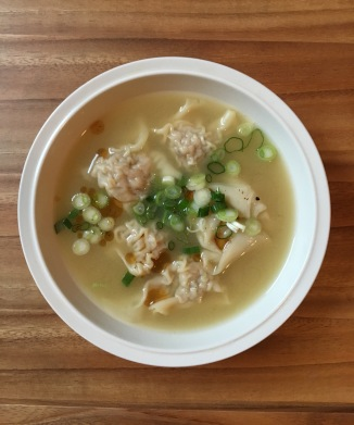 Wonton soup recipe by Mimi Thorisson